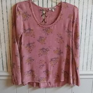 Gimmicks by BKE Top Rose Size S